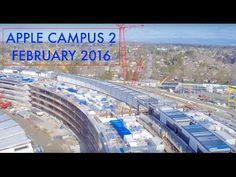 Nuevas imágenes del Campus 2 de Apple - http://www.actualidadiphone.com/nuevas-imagenes-del-campus-2-de-apple/