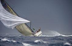 Sailing Yacht 'PLENTY' – Rolex Swan Cup 2008 - Image by Kurt Arrigo