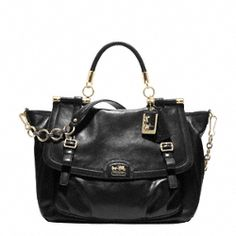 MADISON PINNACLE LEATHER ABBY