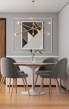 Home Room Design, Dining Room Design, Brick Room, Condo Living Room, Living Room Tv Unit Designs, Small Apartment Design, Design Your Dream House, Dining Room Inspiration, Cheap Home Decor