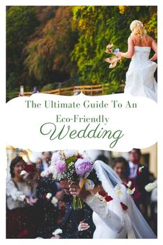 Planning a Green Wedding Doesn't Have To Be Hard | Get The Best Eco-friendly Wedding Ideas | The Ultimate Guide To An Eco-Friendly Wedding | How To Plan Your Green Dream Wedding | Your Guide To An Eco-Friendly Wedding | Going Green On Your Wedding | Eco-Friendly Wedding Tips | #wedding #weddingplaning #weddingideas #greenwedding #weddingtips #greenliving #ecofriendly