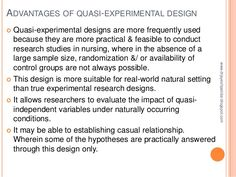 experimental design examples psychology