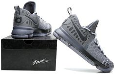 4c5133db68c1 Nike Zoom KD 9 Lmtd EP Mens Basketball shoes gray Kd Basketball Shoes
