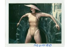 Instant Gratification - Helmut Newton Polaroids