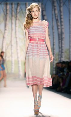 Tracy Reese Spring/Summer 2012