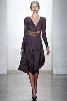 Sfilata Costello Tagliapietra New York - Collezioni Autunno Inverno 2013-14 - Vogue
