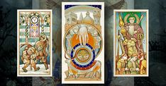 Magic, Frame, Painting, Horoscope, Painting Art, A Frame, Paintings, Paint, Frames