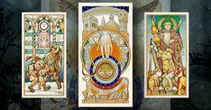 Oblíbený způsob, kdy tarot odpovídá deset otázek. Věštění z tarotových karet je velice známé a oblíbené, přesto ale zůstává cesta k tarotu pro většinu lidí uzavřena. Magic, Frame, Painting, Horoscope, Picture Frame, Painting Art, A Frame, Paintings, Frames