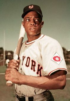 Baseball great Willie Howard Mays was born May 6th,1931. Mays played with both the New York and San Francisco Giants. He was National League batting champion four times and twice the league's Most Valuable Player.