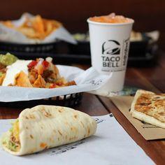 Taco Bell Australia (@tacobellaus) • Instagram photos and videos Taco Bells, Ham, Restaurants, Tacos, Mexican, Yummy Food, Profile, Australia, Videos
