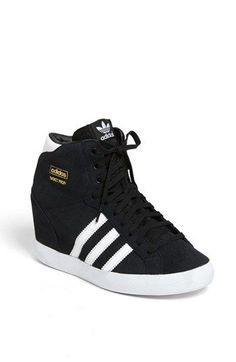 wholesale dealer 1a5e8 b9fe4 adidas  Basket Profi  Hidden Wedge Sneaker (Women)   Nordstrom  sneakers  Wedge