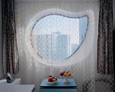 Photographer captures modernist estates of Paris through the windows of its residents | Creative Boom