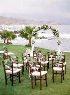 wedding ceremony - photo by Olga Plakitina http://ruffledblog.com/an-intimate-crete-wedding-with-mediterranean-style