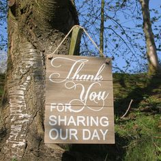 Thank You For Sharing Plaque - only £8.88!