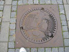 Ground Trondheim king n queen old