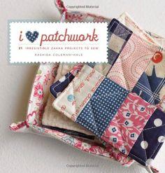 Patchwork potholders...