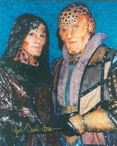 Na'Toth and G'Kar