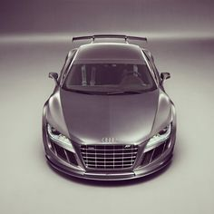 Mean Audi R8