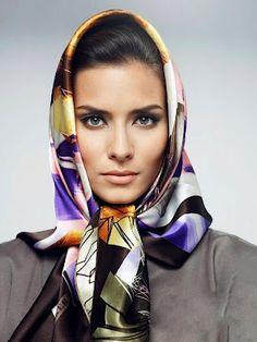 #headscarf #silk #scarves