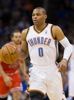 Thunder leads all the way, beats Bulls 107-95. Kevin Durant 32p/9r/6a. Russell Westbrook 20p/10a. Reggie Jackson 18p. OKC 21-4, 13-0 home . Get full info at www.thunder.nba.com.