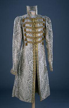 Fancy Dress of Prince F.F.Yusupov for the Romanov Dynasty Anniversary Ball, 1903