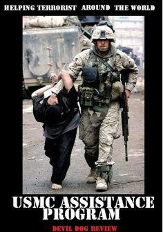 USMC Assistance.