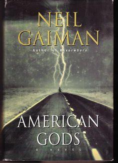 American Gods by Neil Gaiman - brilliant book by a brilliant mind