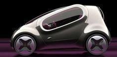 Kia's 'Pop' Green Vehicle is One Concept Car That Will Make You Smile trendhunter.com