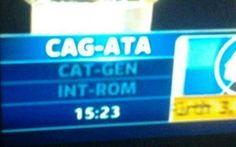 PRIMA GIORNATA DI SERIE A: E' ANCORA CAG-ATA, SKY E' AVVISATA!!! #SerieA