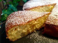 A juicy and wonderfully casual apple pie- Ein saftiger und wunderbar lockerer Apfelkuchen Apple Cake - Easy Smoothie Recipes, Snack Recipes, Dessert Recipes, Snacks, Pie Recipes, Dessert Simple, Cake Blog, No Bake Pies, Dessert Bowls