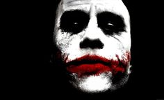 Heath Ledger Joker Art HD Wallpaper