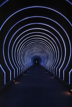 Alpha (East) Tunnel by James Turrell, Credit: Florian Holzherr