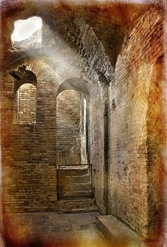 *SPAIN ~ Italica (Seville) Italica is a Roman city just outside Seville founded in 206 BC by the Roman general Publius Cornelius Scipio Africanus.