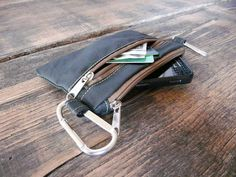 Vegan Fanny Pack Canvas ideal grey cycling pack Festival