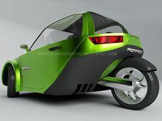 O Pompeo, um triciclo elétrico, totalmente nacional e será uma revolução em nosso precário trânsito, sem concorrentes no mercado tanto em ta...