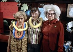 Why the sour puss, Inez? You got leid three times as much as Second-Cousin Bernice.