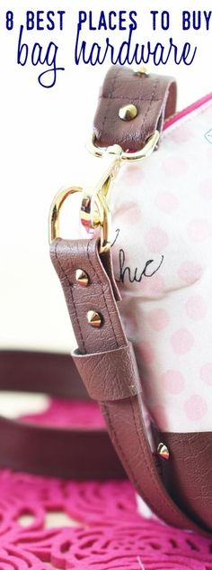 4 Made with love zip pull silver HEART LOCK charm NCW wallet purse bag making