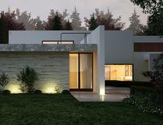 La Iluminaci N Exterior Har Que Por Las Noches Tu Casa Luzca Como