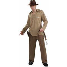 Adult Indiana Jones Costume