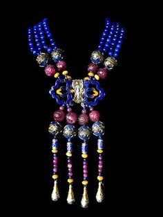 Gretchen Shields jewelry   Mariposa