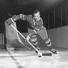 Legends of Hockey - Gallery - Dick Duff, Maple  Leafs