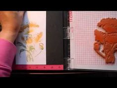 Create with MISTI ( how to add multiple colors) - YouTube