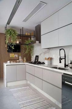 Home Decor Styles .Home Decor Styles Kitchen Room Design, Home Decor Kitchen, Kitchen Living, Interior Design Kitchen, Kitchen Furniture, Home Decor Styles, Cheap Home Decor, Beautiful Kitchens, Cool Kitchens