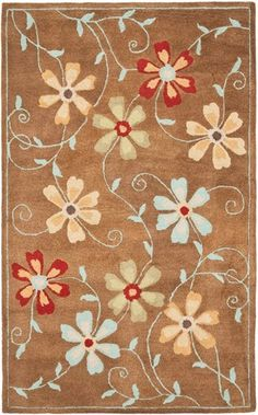 Safavieh Blossom BLM-784 Rugs   Rugs Direct