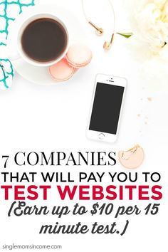 Did you know that you can actually make money testing websites? It's true and the pay is better than most other online extra cash gigs.