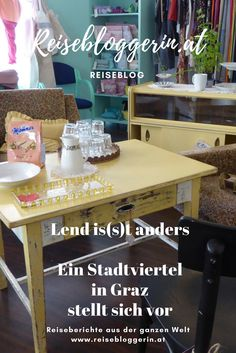 Lend is(s) anders. Graz, Travel Advice, City, Viajes
