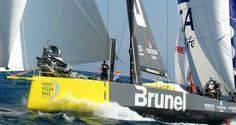 Team Brunel our favourite VOR.