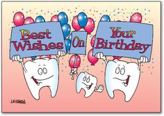 happy birthday dentist images - Google zoeken