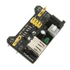 2pcs female micro usb breakout board 5-pin dip prototype adaptateur prototypage-uk