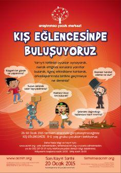 #AraştırmacıÇocukMerkezi 'nin Kış Eğlencesi organizasyonu başlıyor.. #AnkaraEtkinlik #MedyaDergisi #DenizZeynep Ankara